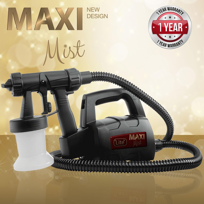 Reservedele: MaxiMist Lite Plus