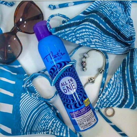 Faktor 50/80*/100* ALL IN ONE spray 175 ml-00