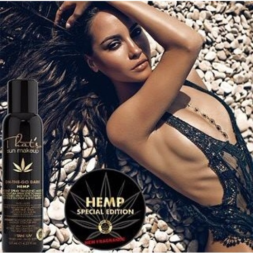That so Sun Makeup HEMP DARK 6% 125 ml-00