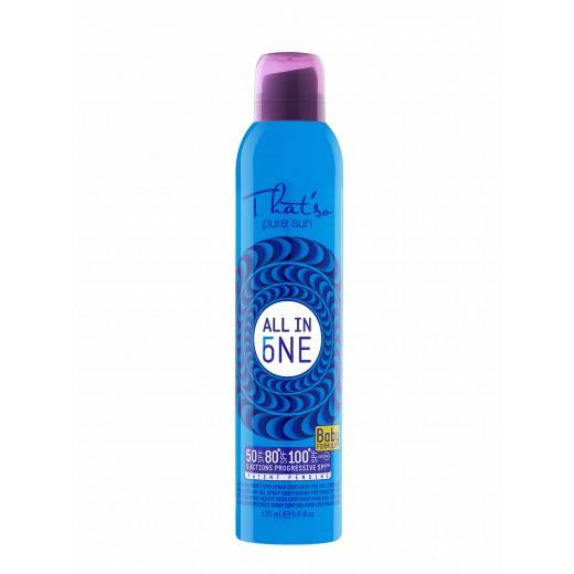 Faktor 50/80*/100* ALL IN ONE spray 175 ml-30