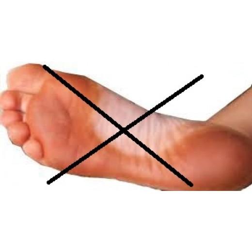 Clean feets i skum 25 par-01