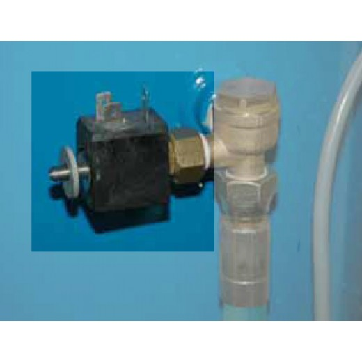 Electrovalve for compressor relieving 230V 50/60 hz-3