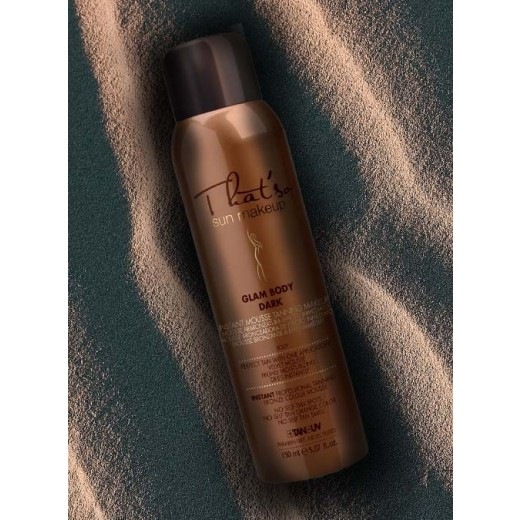 Glam Body Intens tanning mousse 6% 150 ml-00
