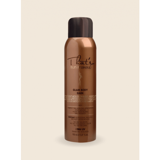 Glam Body Intens tanning mousse 6% 150 ml-30