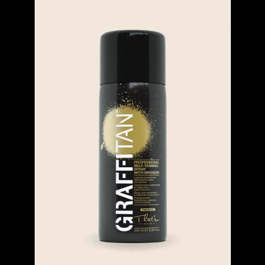 GRAFFITAN Proff. spray tanning m bronzer, 8% DHA 250 ml-31
