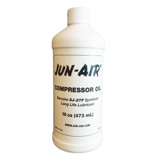 Olie til lydløs Jun-Air kompressor 473 ml-01