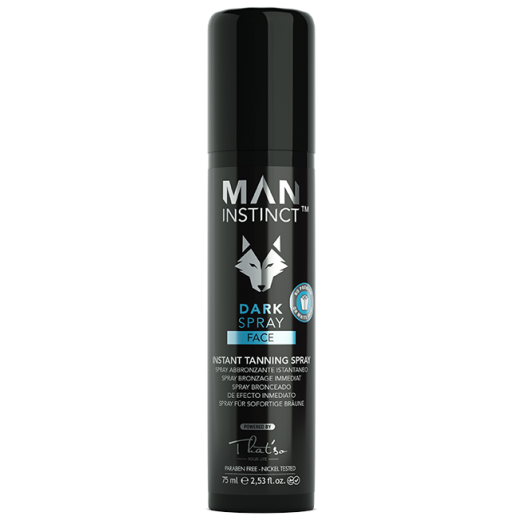 MAN INSTINCT Dark Face spray 4% 100 ml-31