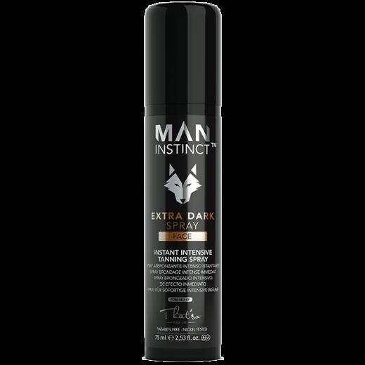 MAN INSTINCT Extra dark face spray 8% 100 ml-32