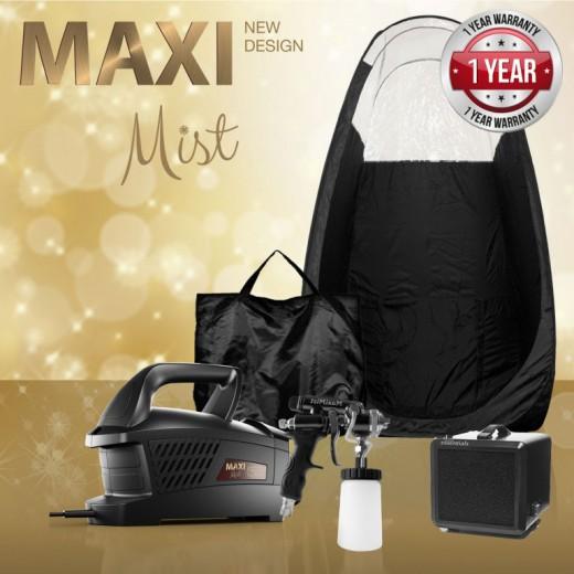 MaxiMist EVO Pro. m/ telt and udsugning-30