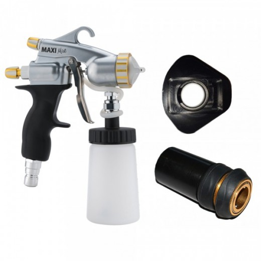 Spray gun Pro. fra Maximist, inkl. adapter-3