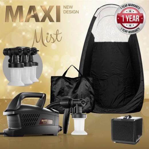 MaxiMist EVO TNT inkl. telt and udsugning-30