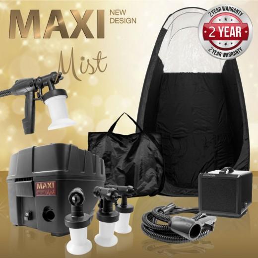 MaxiMist PRO TNT m/ telt and udsugning-30