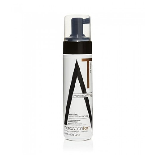 MoroccanTan Instant Tanning Mousse 200 ml-30