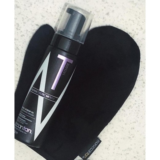 MoroccanTan Instant Exotic Tanning Mousse 200 ml-01