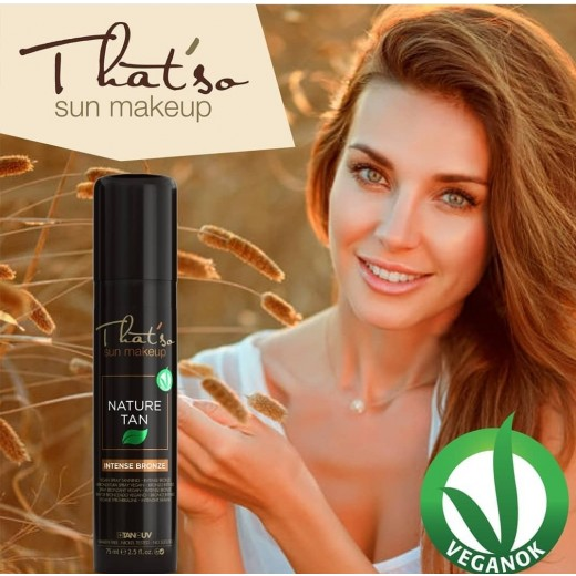 NATURE TAN Intense Bronze 8% 75 ml-33