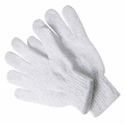 Skrub/peeling handske sæt