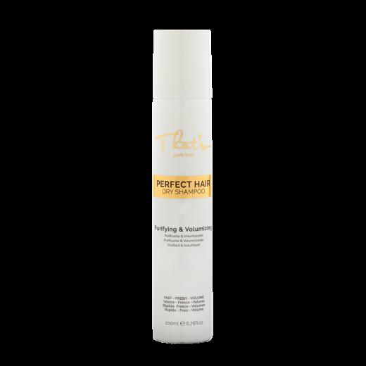 Perfect hair - Dry shampoo