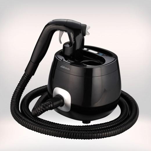 Pro V. i sort - komplet spray tan maskine