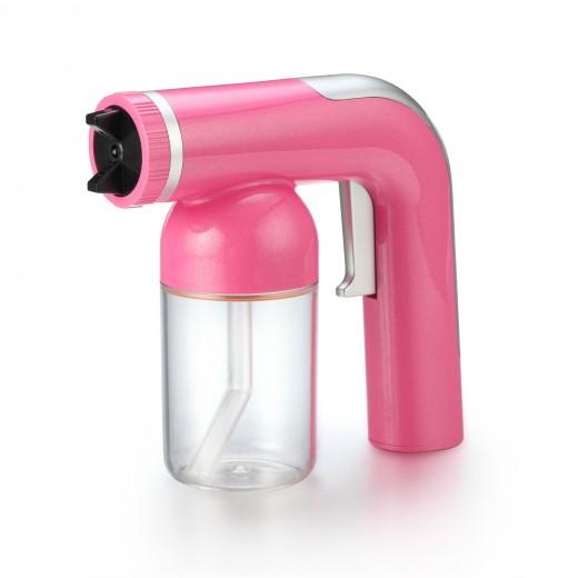 Pink spray gun