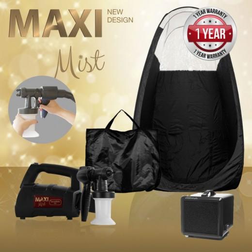 MaxiMist SprayMate TNT inkl. telt and udsugning-30