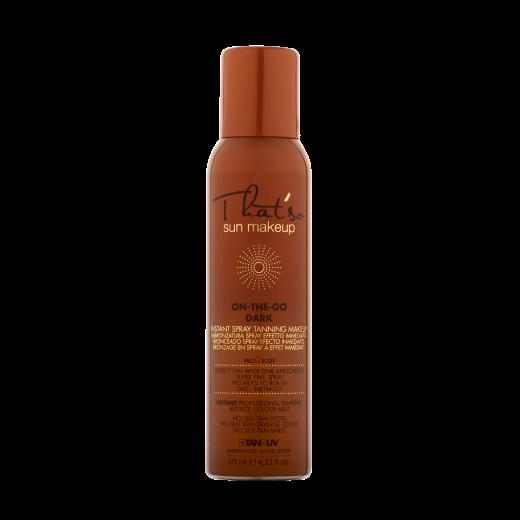 On the go spray tan fra That´so