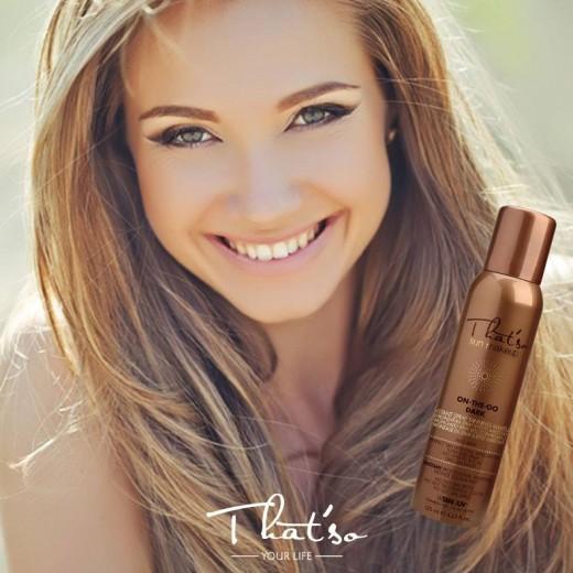 That so Sun Makeup DARK 6% 125 ml-00