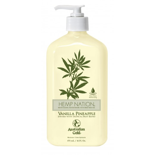 Hemp Nation Vanilla and Pineapple Body lotion 535 ml-30