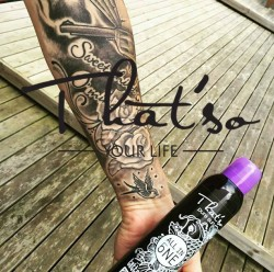 Faktor 20/30/50 ALL IN ONE spray Tattoo Guardian 175 ml-20