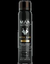 MAN INSTINCT Extra dark foam 8% 100 ml-20