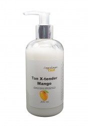 Mango Tan X-tender for en skøn kulør.