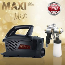 Komplet Maximist Evolution med Pro. spray gun