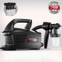 Maximist Evolution med TNT spray gun - Twist N Tan