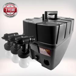 MaxiMist Pro TNT - lyddæmpet spray tan maskine