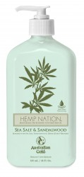 Hemp Nation Sea Salt and Sandalwood Body lotion 535 ml-20