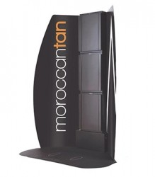 MoroccanTan® Tower dobbelt Fan-20