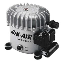 Lysløs kompressor til automatisk spray tan kabine
