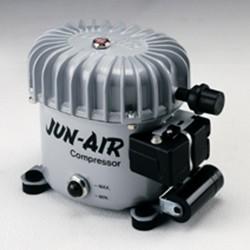 Lydløs kompressor til Autospray-20