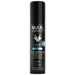 MAN INSTINCT Dark Face spray 4% 100 ml-20