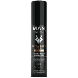 MAN INSTINCT Extra dark face spray 8% 100 ml-20