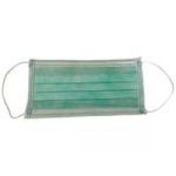 Mundbind 2 lags lysegrønne 50 stk-20