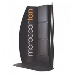 MoroccanTan® Tower Dobbel Fan-20