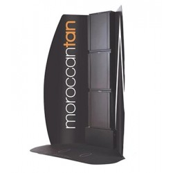 MoroccanTan® Tower Triple Fan-20