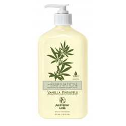 Hemp Nation Vanilla and Pineapple Body lotion 535 ml-20