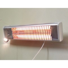 Infrarød varme 600/1200 watt