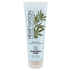 Hemp Nation - Sea Salt & Sandalwood Bodywash - 235 ml