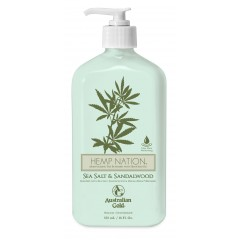 Hemp Nation - Sea Salt & Sandalwood Body lotion - 535 ml