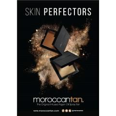 Salgs display A5 - Skin Perfectors