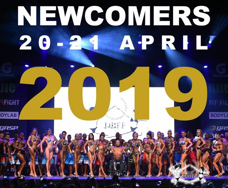 Booking DBFF´s Newcomers 19