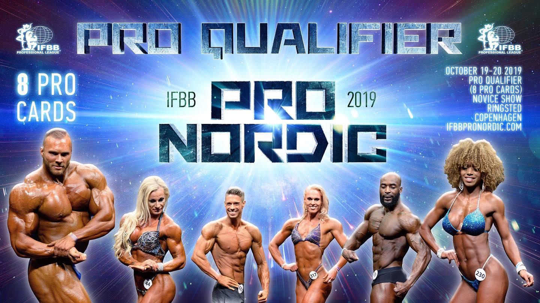 IFBB Pro Nordic 2020