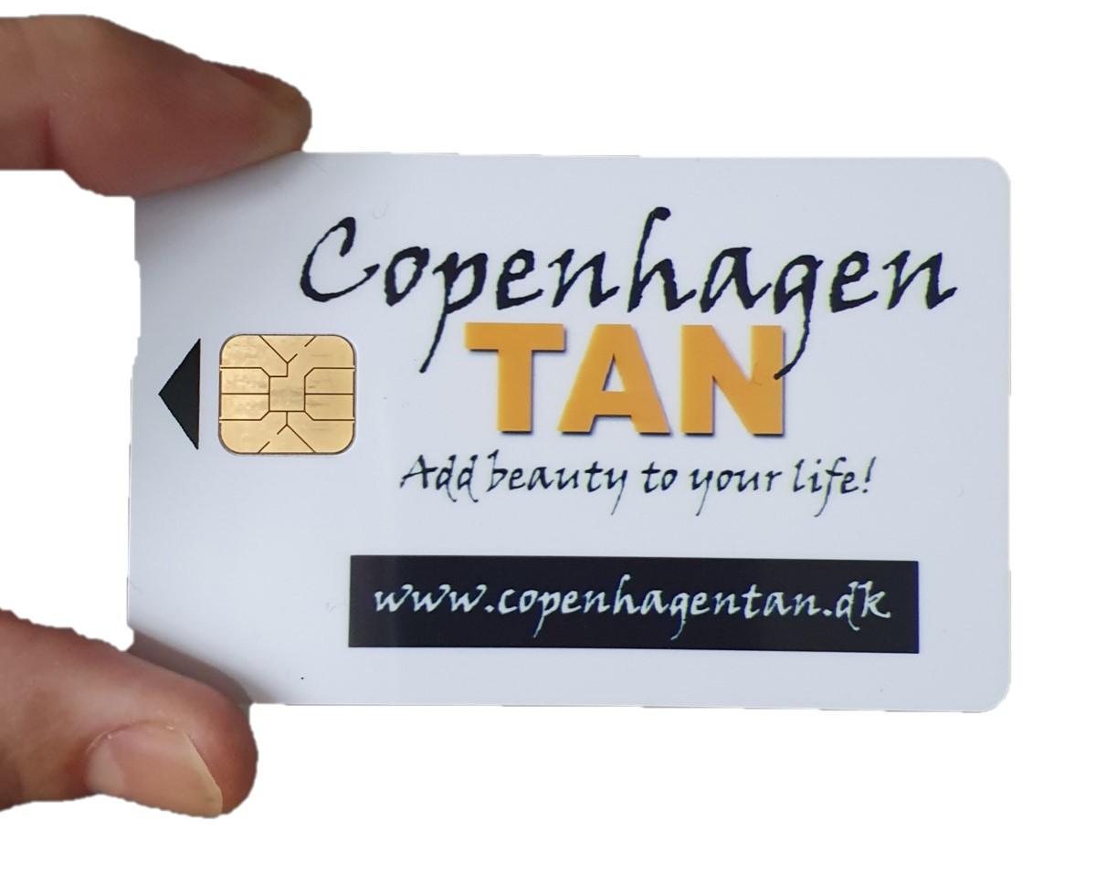Rabatkort til CopenhagenTAN